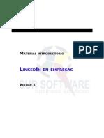 LinekdIn en Empresas