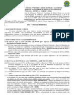 Edital 0104 2015 - Vestibular 2015-2 Cursos Superiores_final