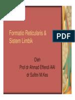 Bms166 Slide Formatio Reticularis Dan Sistem Limbik