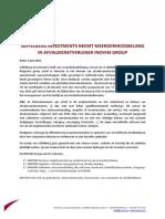 Press Release 2015 06 05 - Inovim