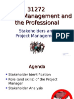 31272 A15 Lect 02 - Stakeholder Mgmt.ppt