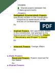 Constitutional Principles Notes