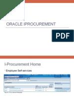 Oracle IProcurement