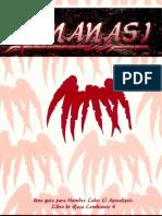 Libro de Raza Cambiante - Ananasi