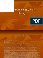 Inverse Concentric Zone Theory (Regional Planning)