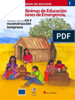 MANUAL DEL EDUCADOR 1 - NORMAS MINIMAS DE EDUCACION - GI - PORTALGUARANI