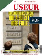 Causeur Magazine 25 - Juin 2015
