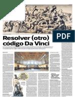 Resolver Otro Código Da Vinci