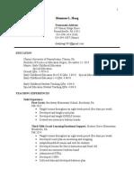 haag - resume