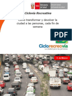 Ciclovia recreativa1
