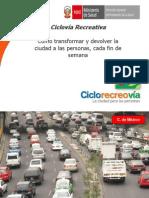Ciclovia recreativa1