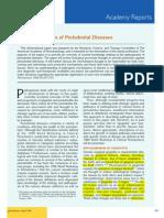 The Pathogenesis of Periodontal Diseases