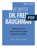 """ ADHD fraud exposed"""