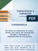 Cohesion y Coherencia 21014 Excelente.