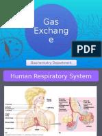 Gas Exchange.respirasi Blok 2.1.Maret.15