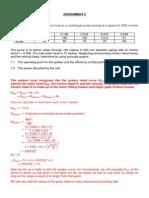 FMA3601 Assignment 2 Memo