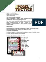 Reglamento Pixel Tactics ESPAÑOL