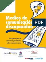 MEDIOS DE COMUNICACION Y DISCAPACIDAD - MARZO 2010 - GI - PORTALGUARANI