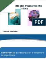 Conferencia 5 - Logica de programacion