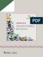 Cuadernillo Colecciones 2do Ciclo