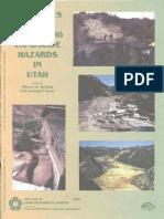 Guidelines Evaluating Landslide Hazards Utah