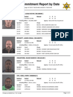 Peoria County booking sheet 06/08/15