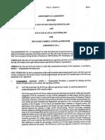 Providence Red Light Contract-Addendum - Jan09