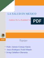 Analisis de La Realida Nacional La Salud