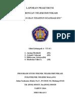 Praktikum Pengujian Telepon SNI