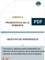 Admin is Trac Ion de Operaciones I Unidad II cos de La Demanda