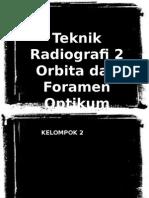 8. Orbit & Foramen Opticum