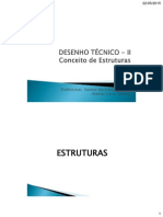 Desenho Tecnico II - Aula Estrutura 01