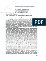Aquila Unity of organism.pdf