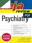 Abilash Gopal, Alexander Ropper, III,Louis Tramontozzi Deja Review Psychiatry 2007