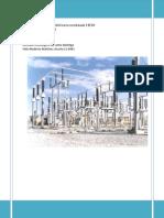 Subestación Eléctrica Doble Barra Seccionada 345 KV , FELIX MARTINEZ