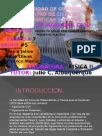 Proyecto Fisica Vigas #17 Grupo7