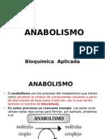 6.- ANABOLISMO