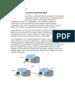 Sistema de Banco de Dados Distribuído