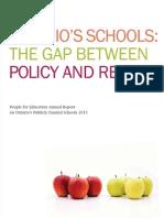 P4E Annual Report 2015