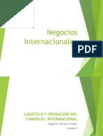 Unidad 3 Negocios Internacionales