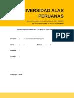 TRABACAD 2013-3 Psicologia General
