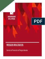 Curso_riesgos_biologicos-Universidad de La Rioja