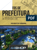 Manual Projetos de Prefeitura