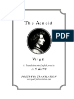 Aeneid, The - Virgil & a. S. Kline