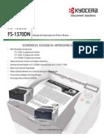 Kyocera FS 1370 DN