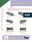 Field Portable Analyzer Product Line