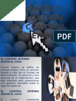 Evaluacion y Revision Del Control Interno