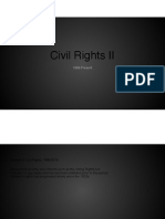 Pd09_Grp05-Civil Rights.key