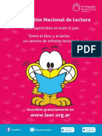 Poster Gaturro MNL2015