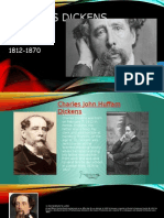 Prezentare Charles Dickens